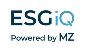 MZ Group logo: ESG Roundtable Sponsor